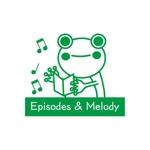 c-k-a-r-d-hさんのウェブサイト「Episodes & Melody」のロゴへの提案