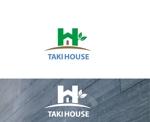 zen634さんの自然素材を使った住宅会社のロゴマークへの提案