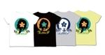 sabuta7さんの女性Tシャツデザインへの提案