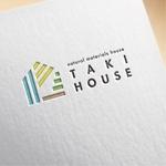 m_sobeautさんの自然素材を使った住宅会社のロゴマークへの提案