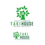 24taraさんの自然素材を使った住宅会社のロゴマークへの提案