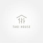 tanaka10さんの自然素材を使った住宅会社のロゴマークへの提案