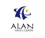 haruka0115322さんの美肌ブランドのロゴ「ALAN OBJOULEBOX」への提案