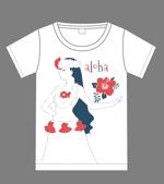 waka_atataさんの女性Tシャツデザインへの提案