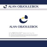 chopin1810lisztさんの美肌ブランドのロゴ「ALAN OBJOULEBOX」への提案