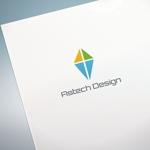 chapterzenさんの床施工会社「Astech Design Inc.」のロゴへの提案