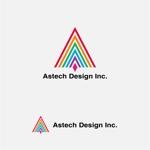 drkigawaさんの床施工会社「Astech Design Inc.」のロゴへの提案