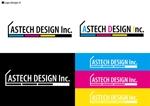 T_DESIGNLaboさんの床施工会社「Astech Design Inc.」のロゴへの提案