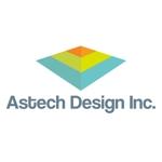 sriracha829さんの床施工会社「Astech Design Inc.」のロゴへの提案