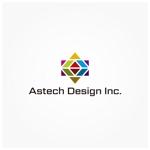 siftさんの床施工会社「Astech Design Inc.」のロゴへの提案
