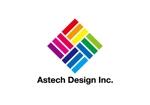 lotoさんの床施工会社「Astech Design Inc.」のロゴへの提案