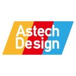 echo_codamaさんの床施工会社「Astech Design Inc.」のロゴへの提案