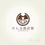 yoshidadaさんのけん玉の発祥地「けん玉商店街」のロゴへの提案