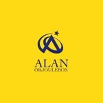 Sorakichiさんの美肌ブランドのロゴ「ALAN OBJOULEBOX」への提案