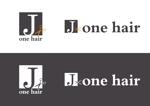 T_DESIGNLaboさんの美容室 ロゴ 看板 サインへの提案