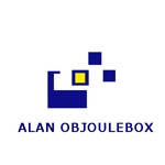 kokonoka99さんの美肌ブランドのロゴ「ALAN OBJOULEBOX」への提案