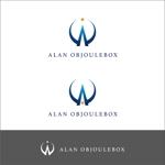 glpgs-lanceさんの美肌ブランドのロゴ「ALAN OBJOULEBOX」への提案