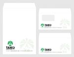 Deuxさんの会社で使用する封筒のデザインへの提案