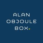 wawamaeさんの美肌ブランドのロゴ「ALAN OBJOULEBOX」への提案