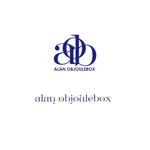 24taraさんの美肌ブランドのロゴ「ALAN OBJOULEBOX」への提案