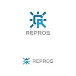 dot-impactさんの太陽光発電工事 REPROS(リプロス)のロゴへの提案