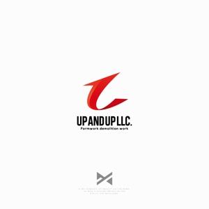 Impactさんの建設業 合同会社ロゴデザインへの提案