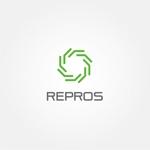 tanaka10さんの太陽光発電工事 REPROS(リプロス)のロゴへの提案