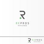 ocha1003さんの太陽光発電工事 REPROS(リプロス)のロゴへの提案