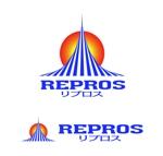 MacMagicianさんの太陽光発電工事 REPROS(リプロス)のロゴへの提案
