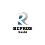 pekoodoさんの太陽光発電工事 REPROS(リプロス)のロゴへの提案