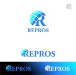 ys-design_2017さんの太陽光発電工事 REPROS(リプロス)のロゴへの提案