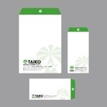 Typographさんの会社で使用する封筒のデザインへの提案