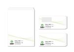to-noさんの会社で使用する封筒のデザインへの提案