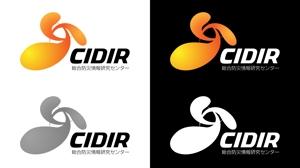 Kaz4さんの東京大学の防災情報に関する研究組織である「総合防災情報研究センター(CIDIR)」のロゴへの提案