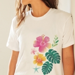 mac-kerさんの女性Tシャツデザインへの提案