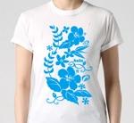 AIIROさんの女性Tシャツデザインへの提案
