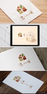 nobuworksさんの住宅会社の新商品『(テイストが)和モダンな家』のロゴを作成してください!への提案