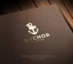 NJONESさんの映像制作会社 『ANCHOR production』のロゴへの提案
