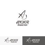 twowayさんの映像制作会社 『ANCHOR production』のロゴへの提案