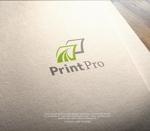 NJONESさんの【当選報酬8万円】ネット印刷サービスサイト用ロゴコンペへの提案