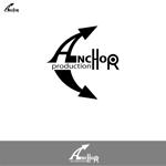 50nokazeさんの映像制作会社 『ANCHOR production』のロゴへの提案
