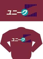luckさんのユニホームのロゴ製作への提案