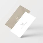 cicada3333さんの美容室のロゴデザインへの提案