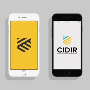 haru_Designさんの東京大学の防災情報に関する研究組織である「総合防災情報研究センター(CIDIR)」のロゴへの提案