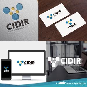 nekosuさんの東京大学の防災情報に関する研究組織である「総合防災情報研究センター(CIDIR)」のロゴへの提案