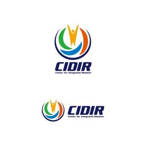 kropsさんの東京大学の防災情報に関する研究組織である「総合防災情報研究センター(CIDIR)」のロゴへの提案