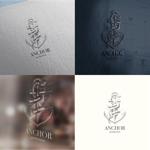 atsoktさんの映像制作会社 『ANCHOR production』のロゴへの提案