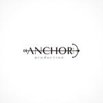 taiyakisanさんの映像制作会社 『ANCHOR production』のロゴへの提案
