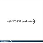 Zagatoさんの映像制作会社 『ANCHOR production』のロゴへの提案