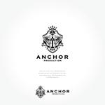 Action_comさんの映像制作会社 『ANCHOR production』のロゴへの提案